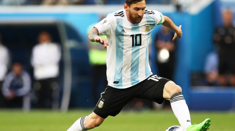 05423c3f5 France Vs. Argentina Live Stream  How To Watch The World Cup 2018 ...