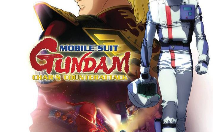 Mobile Suit Gundam Char S Counterattack Now Streaming On Gundaminfo Youtube Channel Increase Your Video Viewing Time Legally