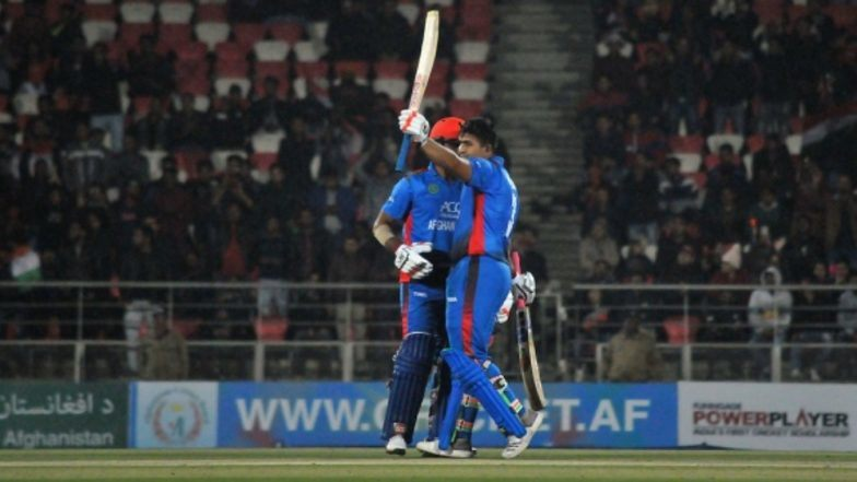 Live Cricket Streaming of Afghanistan vs Ireland, 3rd T20I